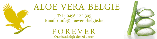Aloe Vera Belgie
